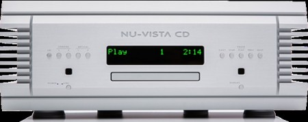 Musical Fidelity NuVista CD Player